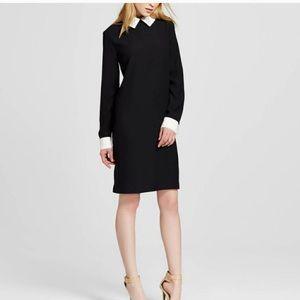 Black Midi Victoria Beckham Dress